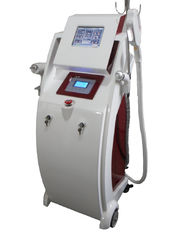 China Drie System Elight (IPL + RF) + RF + ND YAG LASER 3 in 1 machine leverancier
