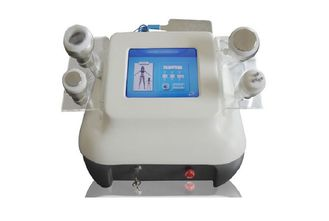 China Cavitation+ Tripolar rf + Monopolar rf-Schoonheidsmachine + Vacuümliposuction leverancier