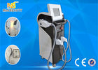 China Machine van de twee Handvatten de Painless Hair Removal SPA SHR IPL Schoonheid fabriek